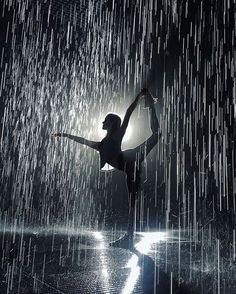 """""""Some people feel the rain. Others just get wet."""""""