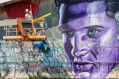 POW! WOW! HAWAII 2015 http://www.widewalls.ch/pow-wow-hawaii-2015-street-art-festival/ #POWWOWHawaii #streetart #urbanart #murals #festival #Hawaii #Honolulu