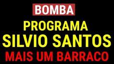 SILVIO SANTOS tem programa envolvido em BARRACO BEM PERIGOSO desta vez!
