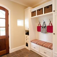 Mud Room Design, Pictures, Remodel, Decor and Ideas - page 3