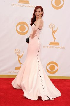 Emmy-Award-winning Carrie Preston (of The Good Wife)