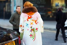Asian Persuasion Street Style At London Fashion Week