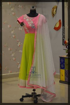 TS-DS- 383Available For orders/querieswhatu2019s app us on8341382382 orCall us @8790382382Mail us tejasarees@yahoo.com LikeNeverBefore  Tejasarees  Newdesigns  icreate  dresses  tejaethnicstudio  hyd   traditional  tejupavuluriStay Amazed!!Team Teja!!  05 January 2017