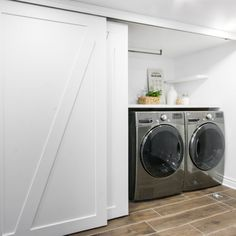 Patenaude project reveal - VALÉRIE DE L'ÉTOILE INTERIOR DESIGNER Washing Machine, Designer, Home Appliances, House Appliances, Washer, Appliances