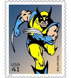 Comic Stamps