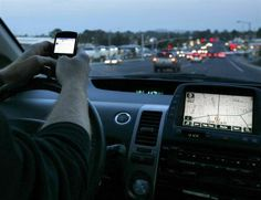 California legalizes hands-free texting while driving - NBC News.com