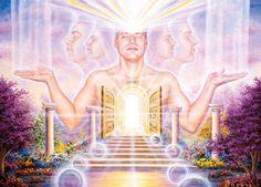 <3 Spiritual Images, Spiritual Wisdom, Spiritual Guidance, Spiritual Awakening, Celestial, Mario, The Enchantments, Angel Guidance, Fantasy Places