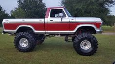 A Brief History Of Ford Trucks – Best Worst Car Insurance 1979 Ford Truck, Ford 4x4, Lifted Ford Trucks, Cool Trucks, Chevy Trucks, Pickup Trucks, Truck Memes, Bronco Truck, Classic Ford Trucks