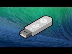 How to Create an OS X Mavericks USB Installation Drive