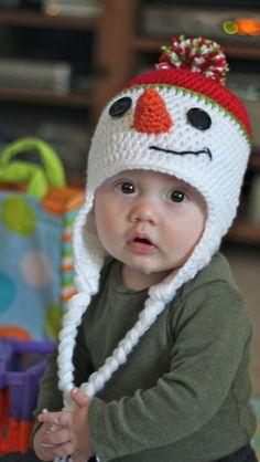 tığ işi erkek bebek bere