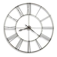 Stockton 49″ Wall Clock by Howard Miller