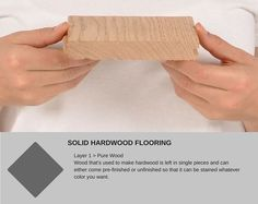 What's The Difference Between Hardwood, Engineered, And Laminate Wood Flooring? We Explain
