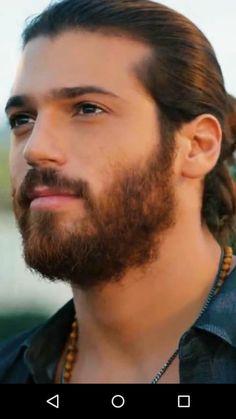 Turkish Men, Turkish Actors, Beautiful Men Faces, Gorgeous Men, Mode Masculine, Beard Lover, Male Face, Good Looking Men, Beard Styles