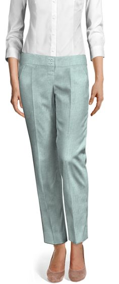 Pants and Trousers for Women Design Your Own, Ankle Length, Perfect Fit, Capri Pants, Trousers, Spring Summer, Blazer, Chic, Fitness