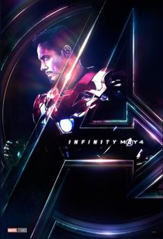 póster fanmade infinity war