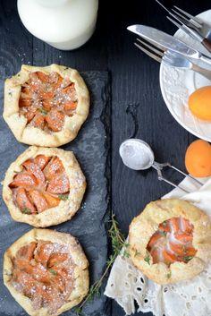 Whisk Affair: Apricot Frangipane Mini Galette