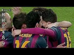 Barcelona vs Atletico Madrid 1-1 2014 → ALL GOALS ← Barcelona 1-1 Atleti...