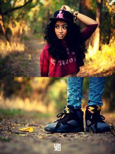 ... Pretty Girl Swag Aye!