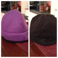 Basic fleece hat pattern and tutorial hat tutorial fleece hats this is a reversible fleece hat very cute this took me about 90 minutes pronofoot35fo Choice Image
