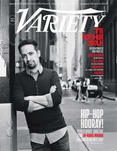 Lin-Manuel Miranda is standing in the graveyard behind Trinity Church, just a few feet from where Alexander Hamilton is buried. On the 212thanniversary of Hamilton's death, the playwright has come…