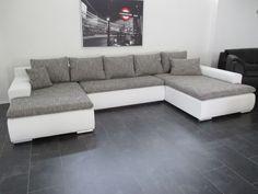 großzügige Wohnlandschaft Modesto Base | Dieses Sofa mit ...