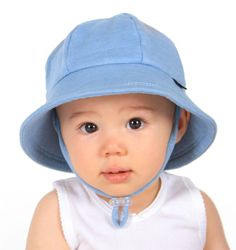 Bucket Hat with Strap, UPF 50+ Sun Protection - Australian Design & Owned