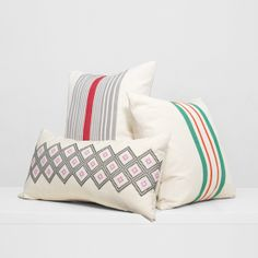 bococo cushions, handwoven in the Philippines www.bococo.co.uk