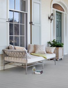 Outdoor Furniture - Savannah Daybed