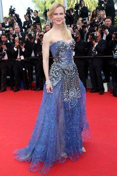 Cannes Film Festival 2014 - Nicole Kidman in Armani