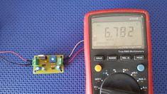 Alimentatore variabile con LM317 Voltage Regulator, Electric, Designer Fonts, Blue Prints
