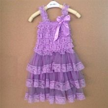 DELUXE Flower Girl Dress  Baby Lace Dress  by LaLaBoutiqueBling