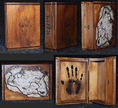 Juriperus | Toczenie w drewnie | Pirografia