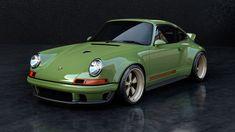 Porsche Expert Singer Has Lightweight Restoration System for the 964