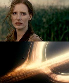 Interstellar / Jessica Chastain
