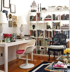 If the vintage-inspired table legs I have don't work, I could always fall back on a simple style like this.