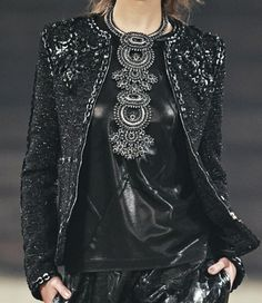 Chanel  Pre-Fall 2014 - Details