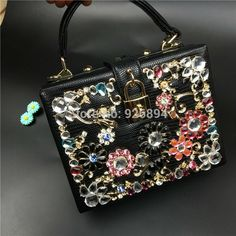 Color diamond suede PU women's handbag lock box  => Save up to 60% and Free Shipping => Order Now!  #fashion #product #Bags #diy #homemade
