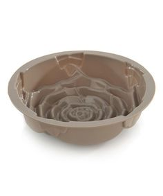 Look what I found on #zulily! Studio Silicone Rose Cake Mold #zulilyfinds