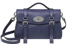 cd7188c0f0 20 Best Mulberry Alexa Bag images | Leather satchel bags, Leather ...