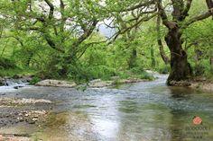 Voidomatis River, Konitsa, Epirus, Greece. Βοϊδομάτης ποταμός, Κόνιτσα, Ήπειρος, Ελλάδα.