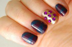 Nail art - http://yournailart.com/nail-art-332/ - #nails #nail_art #nails_design #nail_ ideas #nail_polish #ideas #beauty #cute #love