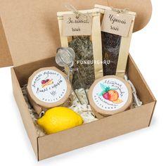 Купить подарочный набор «Для сладкого чаепития» с доставкой по Екатеринбургу - Funburg.ru