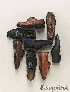 8 Essential Pairs Of Brogues