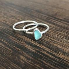 Sea Gl Ring Rare Blue Seagl