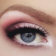 lovin this eye make up! tried it just recently.. #makeup #eyemakeup