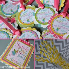 Fairy Princess Party Decorations Package by PartyOnPurposeShop