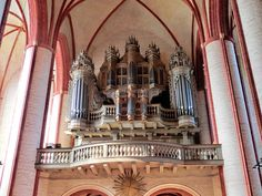 Orgel des Doms St. Nikolaus, Stendal