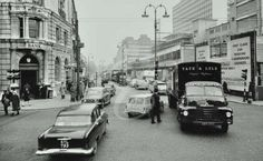 charing cross road 1961 - Google Search