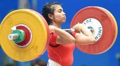 Pria Wanita Perkasa Indonesia Lifter Angkat Besi Olimpiade 2016