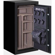 Stack-On Armorguard 40-Gun Fire Resistant Electronic Lock Safe-Gun Safe. Stack-On is well-known among Gun Owners for their Quality and Affordable Safes -  Stack-On Biometric Gun Safe | Stack-On Armorguard gun safe - Stack-On Total Defense gun safe - Stack-On Tactical Security gun safe - Stack-On Executive gun safe -  Stack-On Elite gun safe - Stack-On Woodland gun safe - Stack-On Hunter Green gun safe